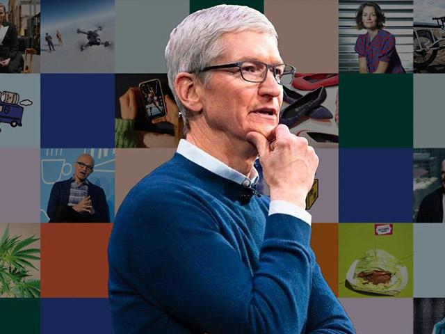 """Apple lên """"đỉnh"""" danh sách 100 công ty ảnh hưởng nhất trên TIME"""
