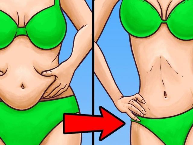 Thao tác bí mật giúp bạn có thân hình mềm mại, đẹp như mong đợi