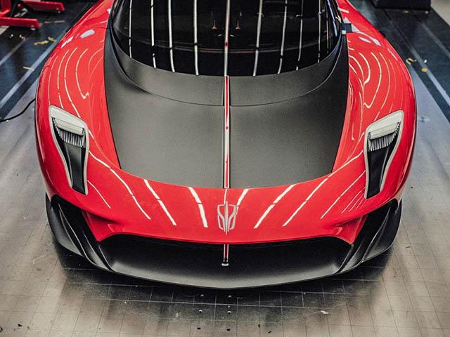 Siêu xe Hongqi Trung Quốc chính thức ra mắt, mạnh 1.400 mã lực và giá bán hơn 50 tỷ đồng