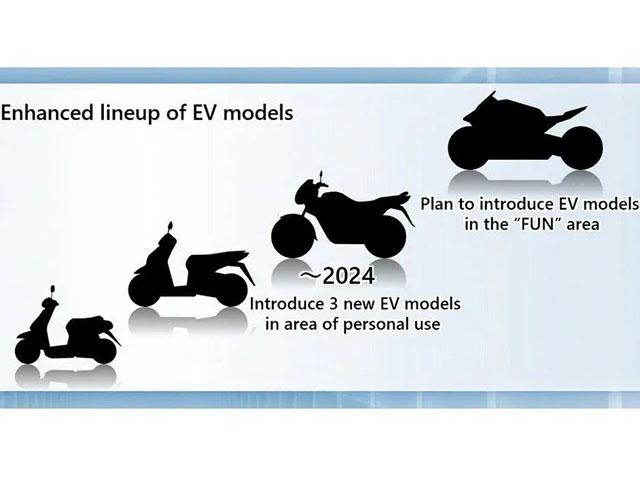 Lộ 4 mẫu xe điện xịn xò nhà Honda: Tới năm 2035 sẽ không còn xe Honda chạy xăng
