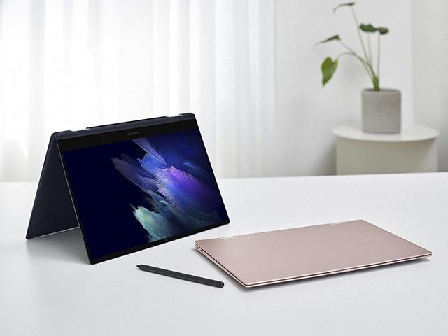 Galaxy Book Pro 360 có một loạt tính năng khiến người dùng MacBook M1 ganh tỵ