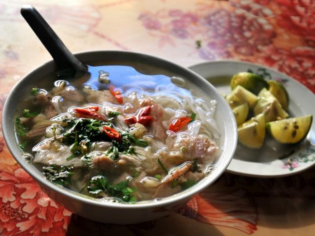 Điều gì làm nên hương vị riêng cho tô phở bò Nam Định?