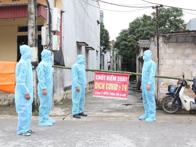 Hà Nam: Xác định gần 100 F1 liên quan đến ca nghi nhiễm COVID-19, dừng tất cả lễ hội