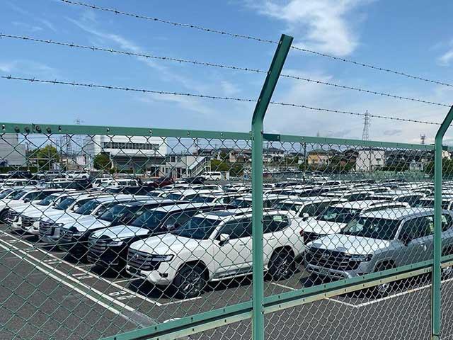 Toyota Land Cruiser 2022 tiếp tục lộ diện, ngày ra mắt đang rất cận kề