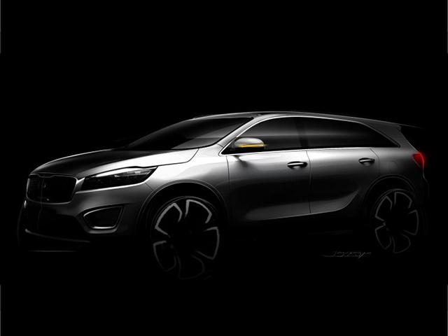 Kia đang phát triển một mẫu MPV cỡ nhỏ cạnh tranh với Mitsubishi Xpander