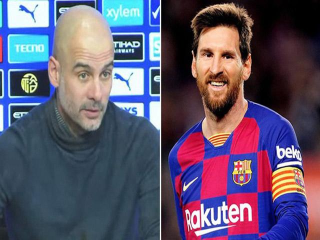 Tin mới nhất bóng đá tối 29/4: Pep Guardiola ủng hộ Messi ở lại Barcelona
