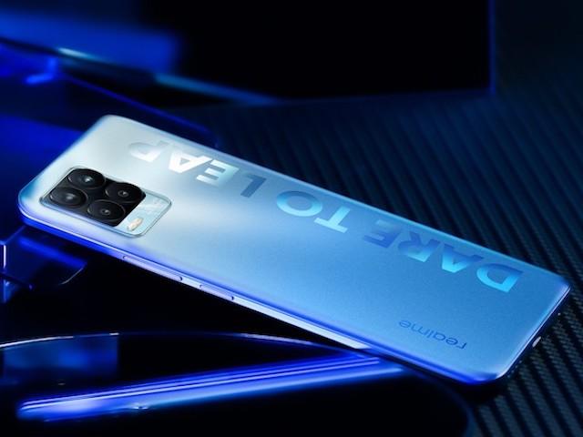 Realme 8/8 Pro với camera siêu phân giải, giá từ 7,29 triệu