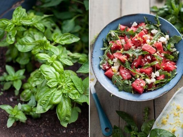 """Dưa hấu đâu chỉ có 1 cách ăn, biến tấu thành món salad """"vạn người mê"""" cực bổ dưỡng"""