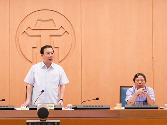 Hà Nội dự báo thêm các ca mắc COVID-19 trong cộng đồng