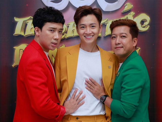 """""""Thách thức danh hài"""" tuyên bố thay giám khảo Trấn Thành, Trường Giang và MC Ngô Kiến Huy"""
