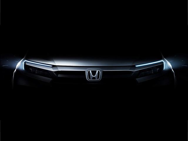 Honda úp mở về một mẫu xe mới sẽ ra mắt trong vài ngày tới