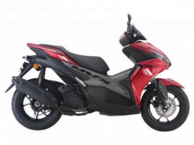 Yamaha NVX 2021 ra mắt, giá từ 50,5 triệu đồng