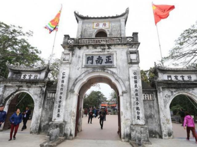 Nam Định tạm dừng đón tiếp khách tham quan, du lịch