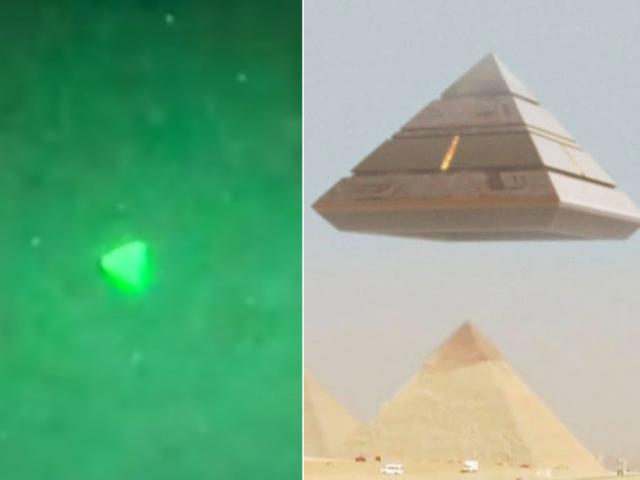 """UFO lượn quanh tàu chiến Mỹ đến từ """"căn cứ ngầm dưới biển""""?"""