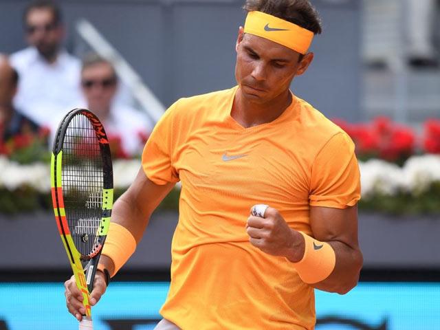 Phân nhánh Madrid Open: Medvedev chung nhánh Tsitsipas, Nadal dễ gặp Thiem