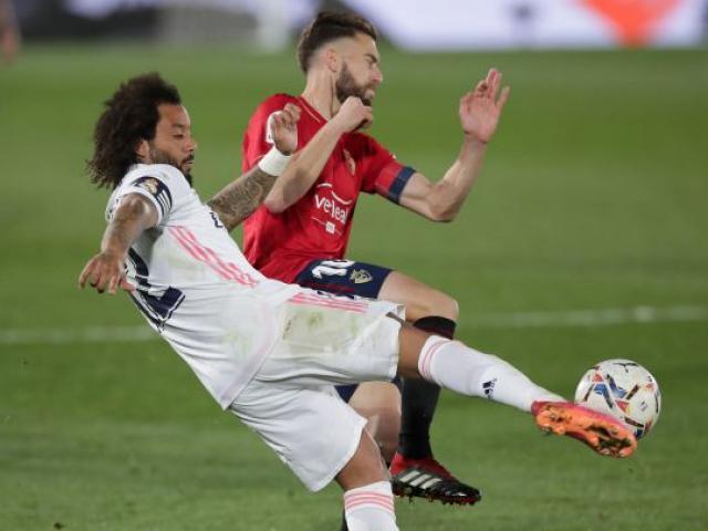 Video Real Madrid - Osasuna: Người hùng bất ngờ, cú chốt hạ hy hữu