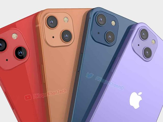 Bộ ảnh iPhone 13 ngon khó cưỡng tiếp tục xuất hiện