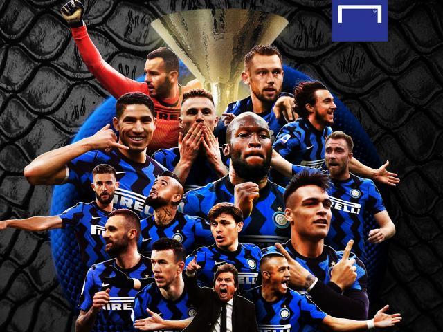 Inter Milan CHÍNH THỨC vô địch Serie A: Lukaku và HLV Conte lật đổ Juventus