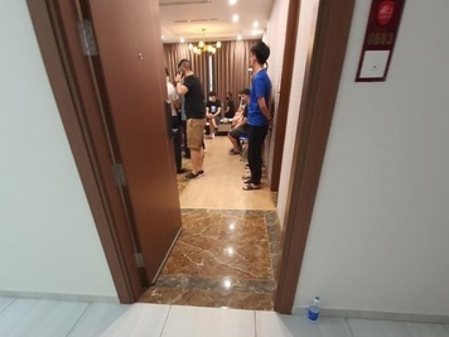 Công an đang điều tra 50 người Trung Quốc nhập cảnh trái phép