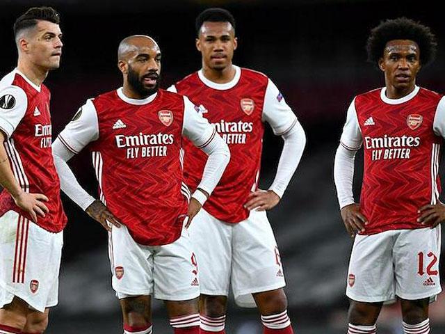 """Tin mới nhất bóng đá tối 3/5: Arsenal định """"trảm"""" 6 SAO nhằm """"thay máu"""" toàn diện"""