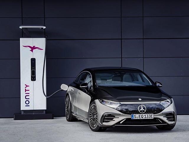 Xe điện Mercedes-Benz EQS sắp có mặt tại Việt Nam