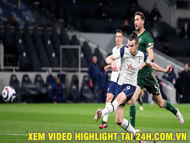 Video Tottenham - Sheffield United: Bale lập hat-trick mãn nhãn, đua top 4 nghẹt thở