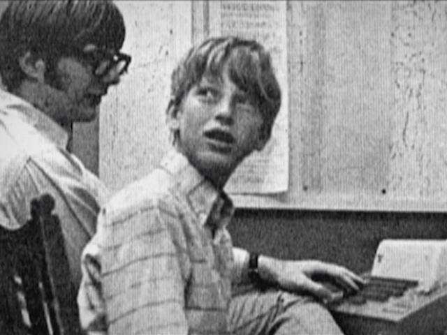 Những hình ảnh của Bill Gates ngày ấy và bây giờ
