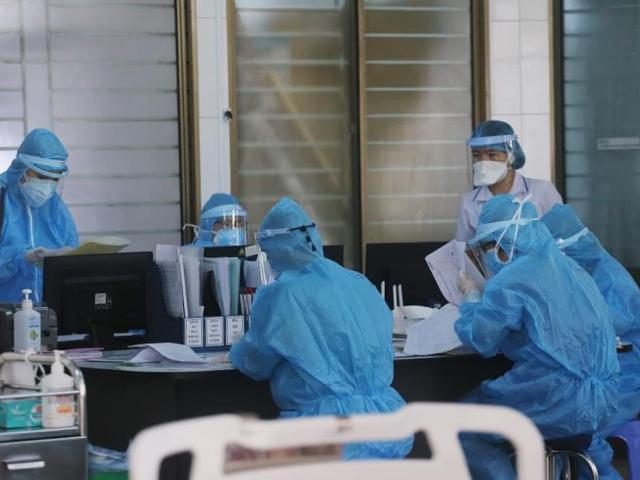 Sáng 4/5, thêm 2 ca nhiễm COVID-19trong cộng đồng tại Hà Nội và Đà Nẵng