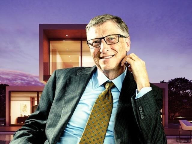 """""""Đế chế"""" tài sản hơn 130 tỷ USD của tỷ phú Bill Gates có gì?"""