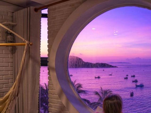 Bình Định: Khám phá vùng biển nhỏ khiêm nhường đẹp như mơ tại làng chài Bãi Xếp