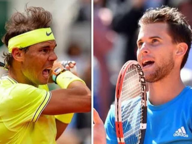 """Thiem muốn san bằng mọi thành tích Nadal, Madrid Open nóng như """"lửa"""""""