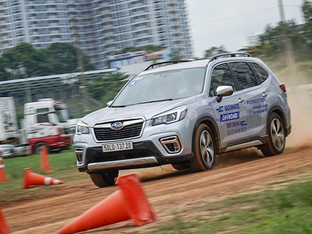 Subaru giảm giá 159 triệu đồng cho dòng xe Forester tại Việt Nam