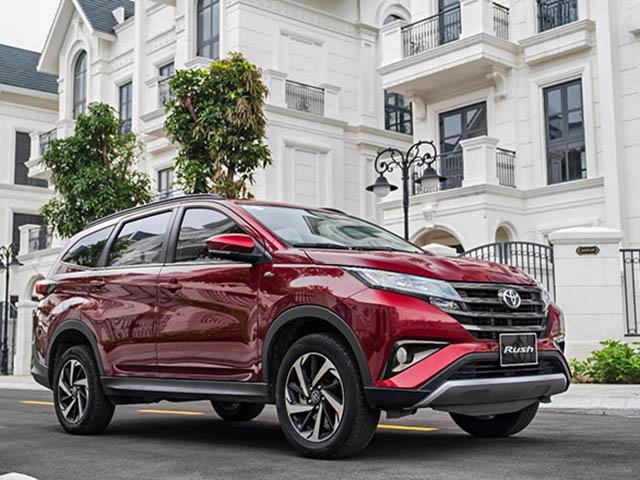 Toyota Việt Nam triệu hồi 3.280 xe Rush và Avanza do lỗi bơm nhiên liệu