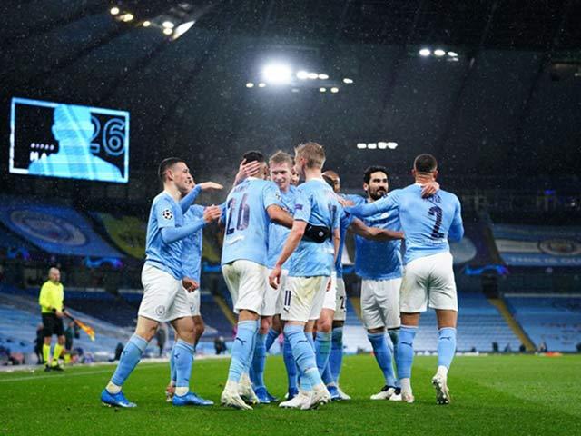 Man City vào chung kết Cúp C1: Phá kỷ lục của MU, sắp lập thành tích hay nhất bóng đá Anh