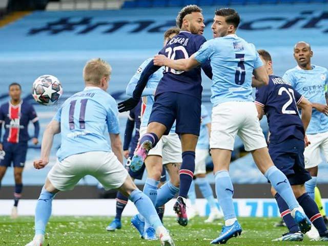 Kết quả Cúp C1 Man City - PSG: Cú đúp siêu đẳng, tấm vé lịch sử