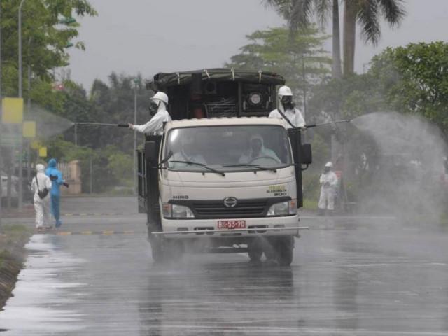 2.600 người liên quan đến ổ dịch COVID-19 Bệnh viện Bệnh Nhiệt đới TƯ