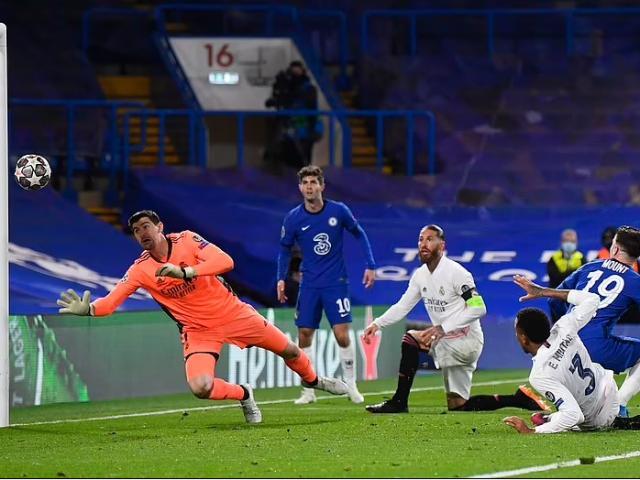 SAO Chelsea tỏa sáng loại Real Madrid ở Cúp C1, sánh bước đàn anh Rooney