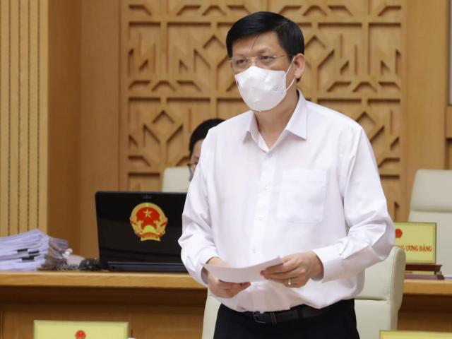 Bộ trưởng Y tế nói gì về việc lây nhiễm COVID-19 tại BV Bệnh Nhiệt đới TW cơ sở 2?