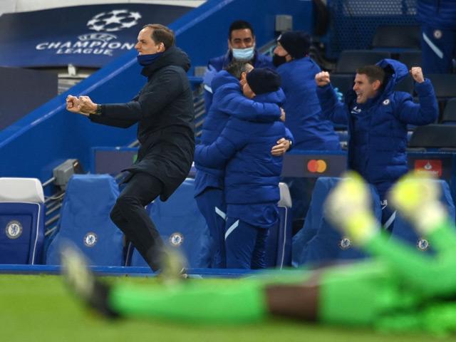 """Tuchel đưa Chelsea vào chung kết Cúp C1, hóa """"hung thần"""" với 6 siêu HLV"""