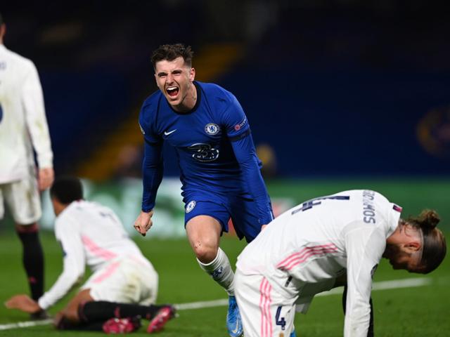 Kết quả Cúp C1 Chelsea - Real Madrid: Đỉnh cao chiến thuật, đòn kết liễu phút 85