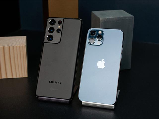 Động thái mới của Samsung đã tiếp tay cho iPhone thắng thế