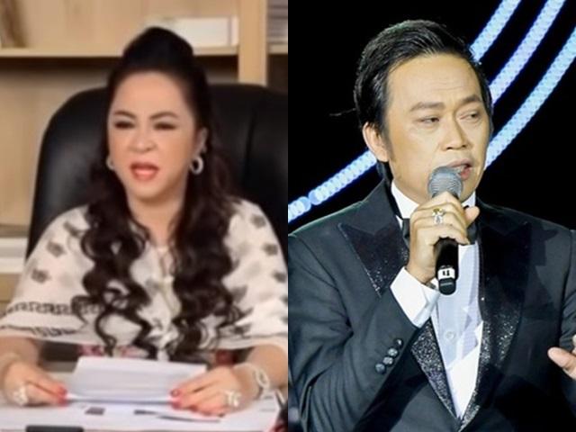 """Bà chủ Đại Nam phản ứng dữ dội khi Hoài Linh nhận show """"Thách thức danh hài"""""""