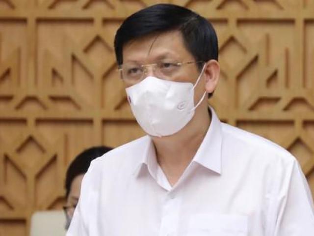 Bộ trưởng Bộ Y tế: Có thể thêm các ổ dịch chưa kiểm soát được, tình trạng báo động cao