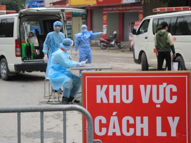 Hà Nội: Thêm 3 ca dương tính với SARS-CoV-2 tại cộng đồng