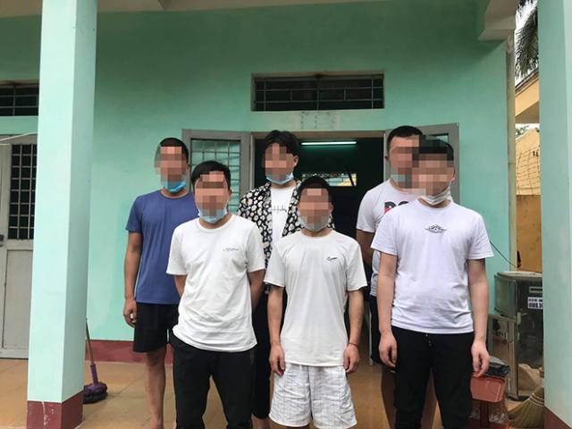 Trong một đêm, phát hiện 14 người Trung Quốc nhập cảnh trái phép ở Tuyên Quang