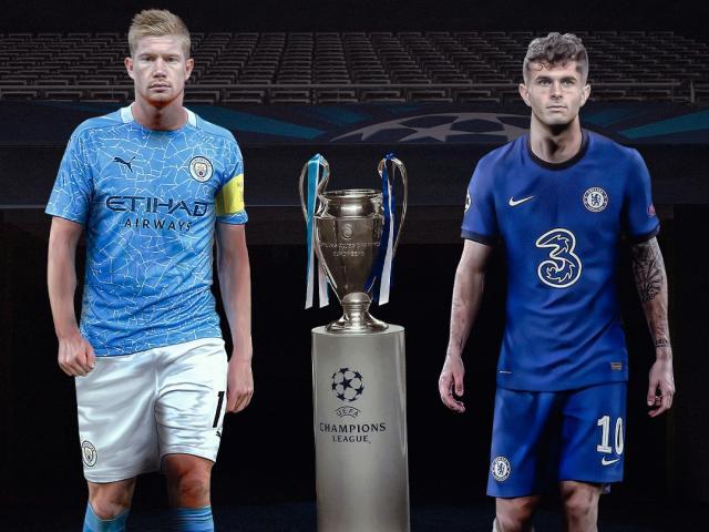 Kịch bản để Ngoại hạng Anh có 5 suất dự Cúp C1 khi Man City, MU vào chung kết cúp châu Âu