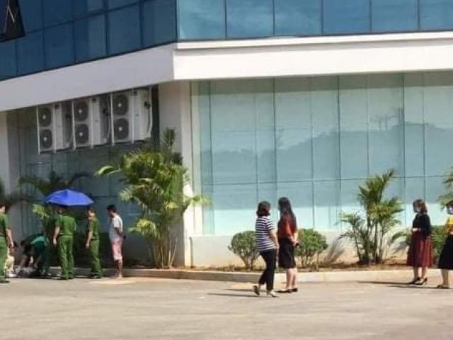 Nữ cán bộ CDC Sơn La rơi lầu tử vong