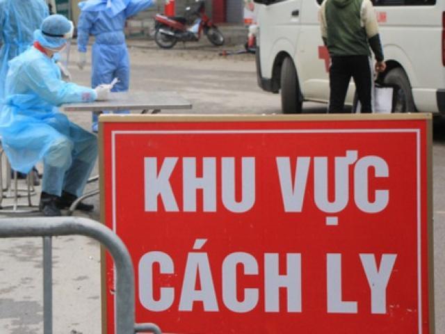 Kết quả xét nghiệm SARS-CoV-2 của19 người ở Lào Cai trở về từ Bệnh viện Bệnh Nhiệt đới TW