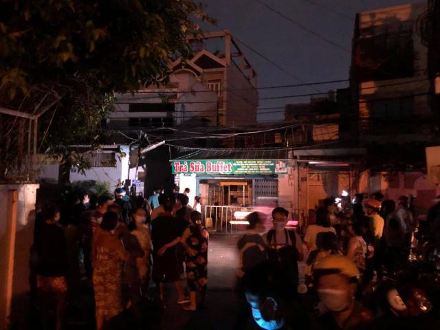 """Nhân chứng kể thời điểm """"biển lửa"""" bao trùm căn nhà khiến 8 người chết ở Sài Gòn"""
