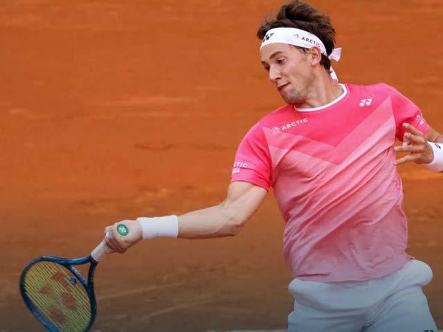 Nóng Madrid Open: Medvedev, Tsitsipas & Rublev đều thua sốc, Zverev đặt vé đấu Nadal